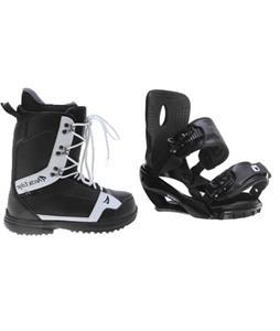 Sapient Wisdom Snowboard Bindings w/ Arctic Edge 1080 Snowboard Boots