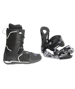 Ride LX Snowboard Bindings w/ Ride Orion Snowboard Boots