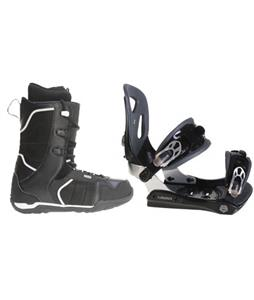 Lamar MX30 Snowboard Bindings w/ Ride Orion Snowboard Boots