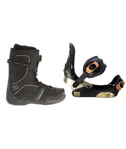 Morrow Invasion Snowboard Bindings w/ Morrow Kick BOA Snowboard Boots