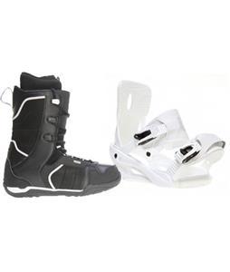 Sapient Zeus Snowboard Bindings w/ Ride Orion Snowboard Boots