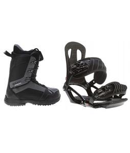 Head NX One Snowboard Bindings w/ 2117 Holmestad Snowboard Boots