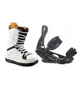 Burton P1.1 Snowboard Bindings w/ Burton TWC Snowboard Boots