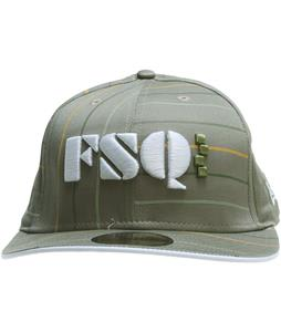 Foursquare Stripe A Poppin New Era Cap Tan