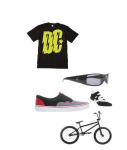 DC BMX