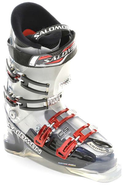 Shop for Salomon Falcon Cs Ski Boots Crystal Trans - Men's