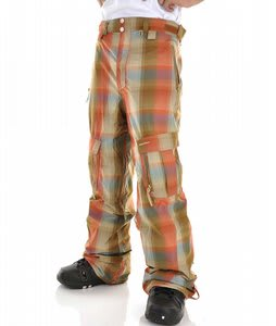 Special Blend Toofer Snowboard Pants Brent Plaid