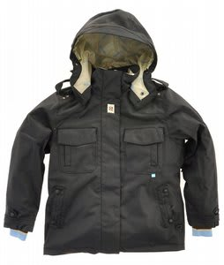 Special Blend Ariel Snowboard Jacket Black