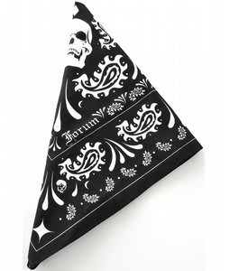 Forum Seeker Cstd Bandana Black