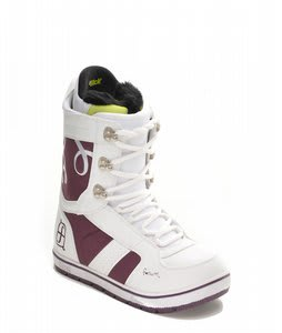 Forum Melody Snowboard Boots White