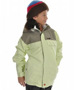 Foursquare Pers Snowboard Jacket El Crisp