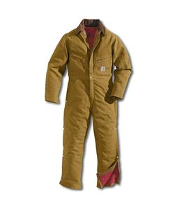 Carhartt Duck-Quilt Lined Coveralls