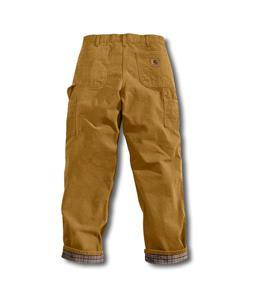 Carhartt Washed Duck Work-Flannel Lined Pants