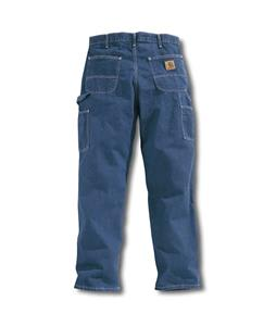 Carhartt Washed Denim Work Pants