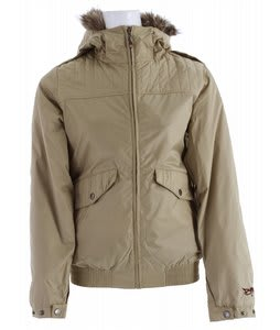 Burton Commuter Snowboard Jacket Twill
