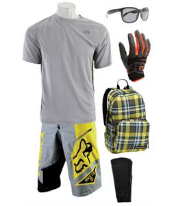 my bike outfit