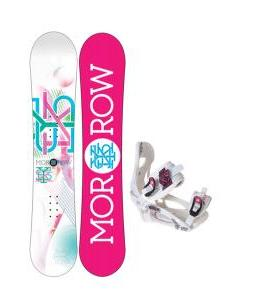 Morrow Sky Snowboard w/ LTD LT250 Bindings
