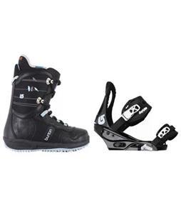 Burton Lodi Snowboard Boots w/ Burton Citizen Bindings