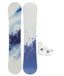 M3 Free Snowboard w/ Sapient Zeta Bindings