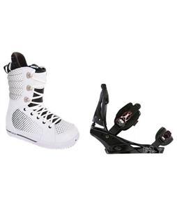 Burton Tryst Snowboard Boots w/ Burton Escapade Bindings