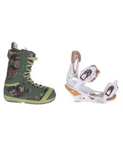 Burton Sapphire Boots w/ Burton Escapade Bindings