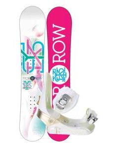 Morrow Sky Snowboard w/ Morrow Lotus Snowboard Binding