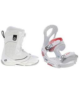 Morrow Kava BOA Snowboard Boots w/ Burton Citizen Bindings