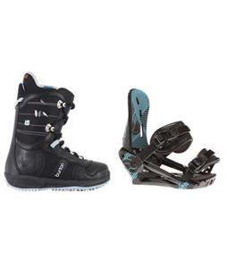 Burton Lodi Snowboard Boots w/ Morrow Sky Bindings