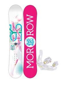 Morrow Sky Snowboard w/ Burton Lexa Bindings