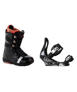 Burton Sapphire Snowboard Boots w/ Burton Citizen Bindings