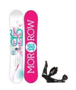 Morrow Sky Snowboard w/ Burton Escapade Bindings