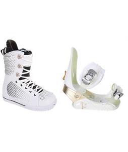 Burton Tryst Snowboard Boots w/ Morrow Lotus Bindings