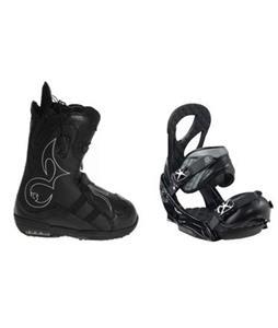 Burton Iroc Snowboard Boots w/ Burton Stiletto EST Bindings