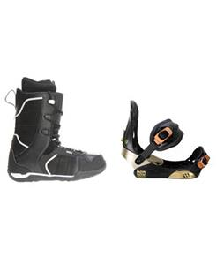 Morrow Invasion Snowboard Bindings w/ Ride Orion Snowboard Boots