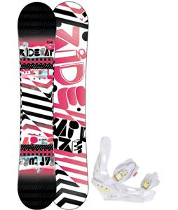 Ride Rapture Snowboard w/ Burton Lexa Bindings