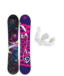 Morrow Seneca Snowboard w/ Burton Lexa Bindings