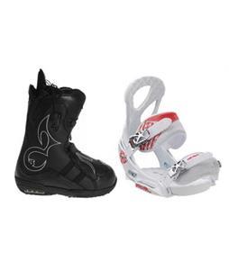Burton Iroc Snowboard Boots w/ Burton Citizen Bindings