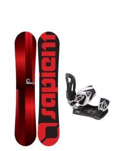 Sapient Fader Snowboard w/ LTD LT35 Bindings