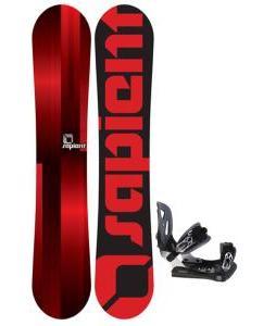 Sapient Fader Snowboard w/ Lamar MX30 Bindings