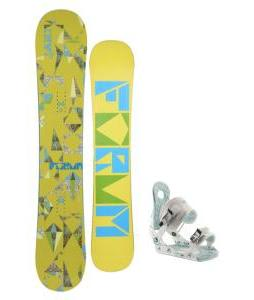 Forum Craft Snowboard w/ Ride LXH Bindings