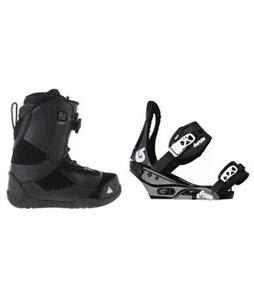 K2 Haven BOA Coiler Snowboard Boots w/ Burton Citizen Bindings