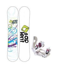 Sapient Spiral Snowboard w/ LTD LT250 Bindings
