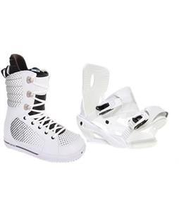 Burton Tryst Snowboard Boots w/ Sapient Zeta Bindings