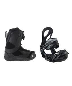 K2 Haven BOA Coiler Snowboard Boots w/ Burton Stiletto EST Bindings