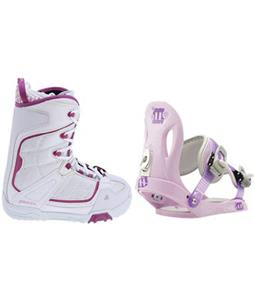 Avalanche Eclipse Snowboard Boots w/ Morrow Slider Bindings