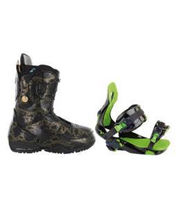 Burton Modern Snowboard Boots w/ Rossignol Justice Bindings