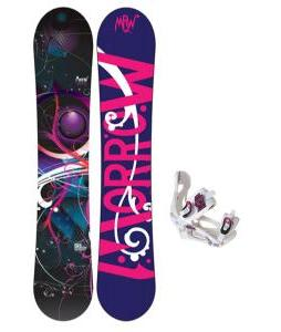 Morrow Seneca Snowboard w/ LTD LT250 Bindings