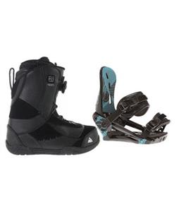 K2 Haven BOA Coiler Snowboard Boots w/ Morrow Sky Bindings