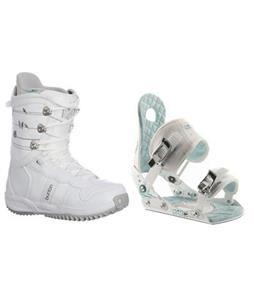 Burton Lodi Snowboard Boots w/ Ride LXH Bindings