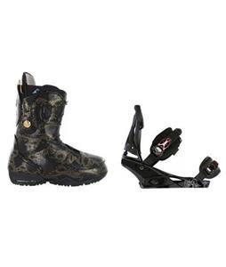 Burton Modern Snowboard Boots w/ Burton Escapade Bindings